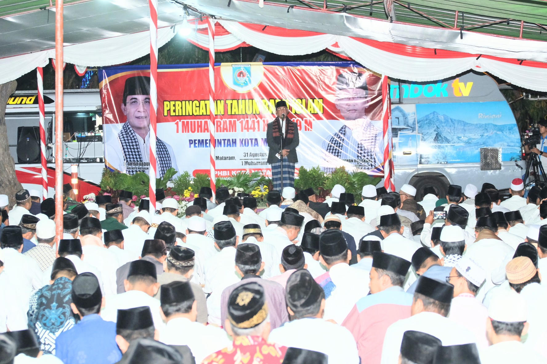 Peringatan Tahun Baru Islam 1441 Hijriyah Pemerintah Kota Mataram