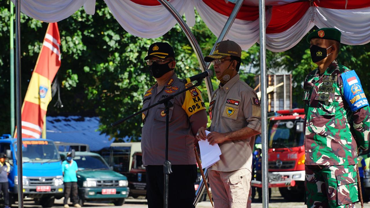 Apel Siaga Bencana Kota Mataram