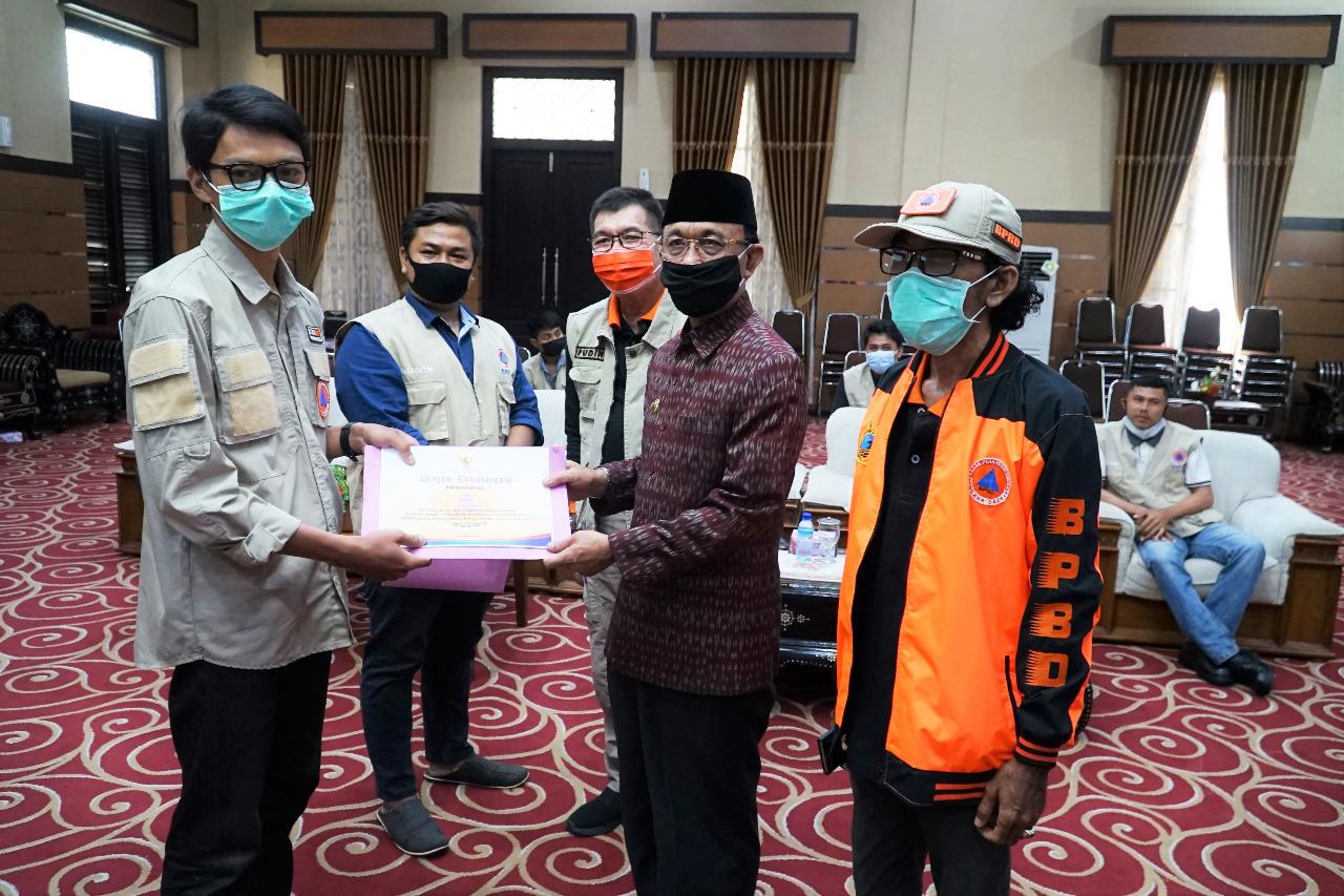 Wali Kota Apresiasi Kinerja Fasilitator Rumah Tahan Gempa (RTG) Kota Mataram