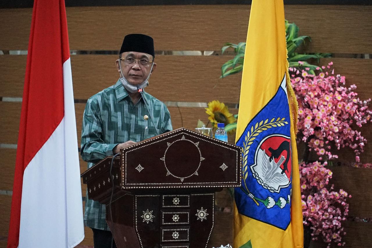Jawaban Eksekutif Atas Pemandangan Umum Fraksi DPRD Kota Mataram