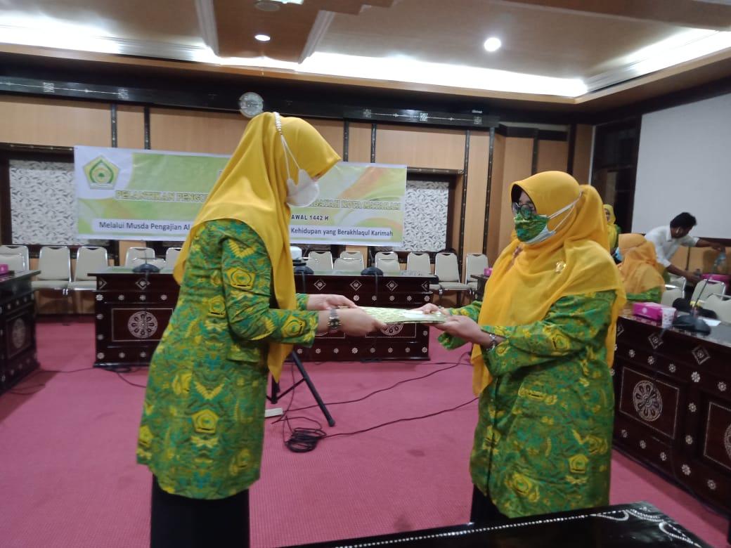 Musyawarah Daerah DPD Pengajian Al Hidayah Kota Mataram Masa Bakti 2015-2020
