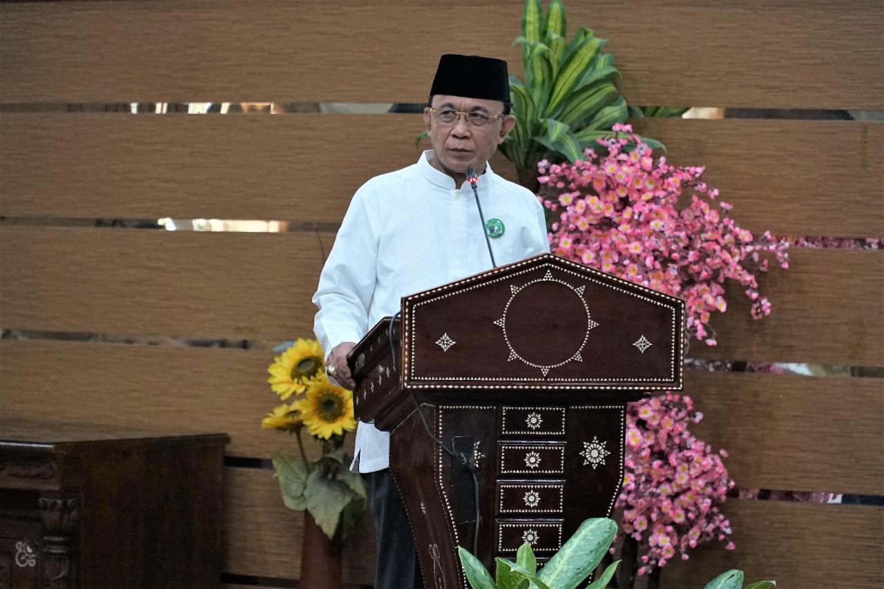 Pengukuhan Pengurus Daerah Ikatan Persaudaraan Haji Indonesia Kota Mataram