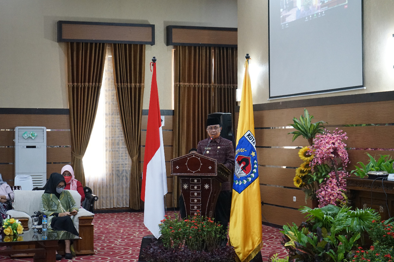 Walikota Mataram sampaikan Sambutan Pertanggungjawaban Pelaksanaan Anggaran Pendapatan dan Belanja Daerah Kota Mataram