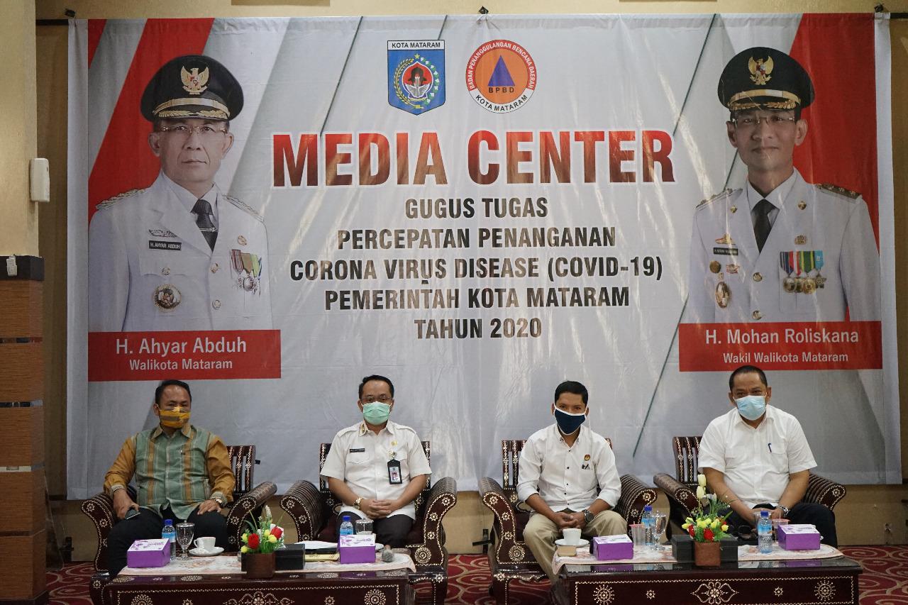 Pemkot Mataram Realisasikan NPHD untuk KPU, Bawaslu, dan Keamanan