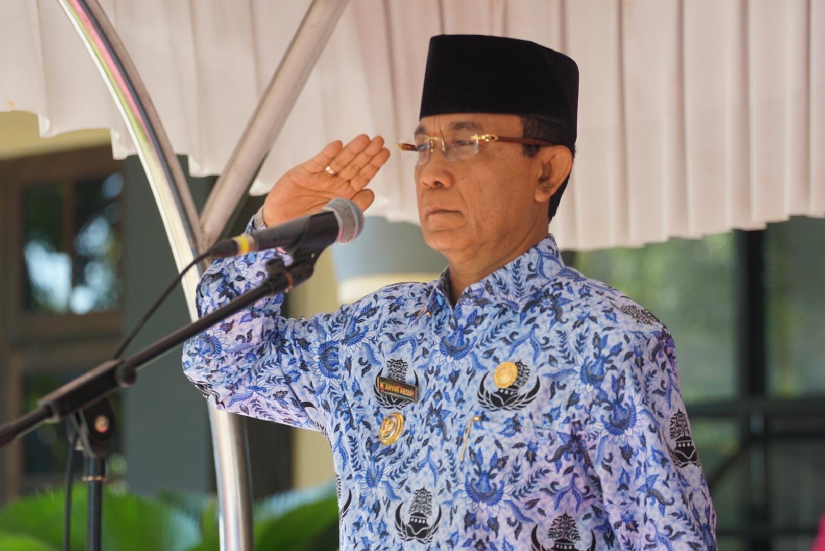 Pemkot Mataram Peringati Hari Pahlawan Tahun 2019