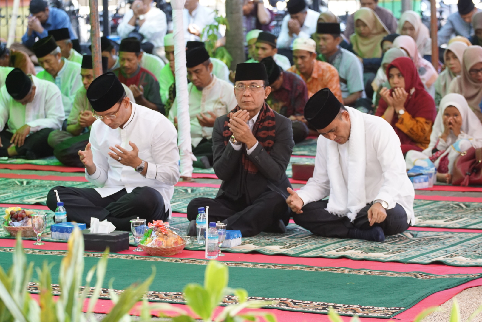 Pemkot Mataram Peringati  Maulid Nabi Muhammad SAW 1441 H