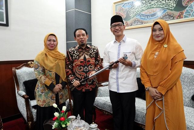 Diskusi TPID bersama Wakil Wali Kota Bengkulu