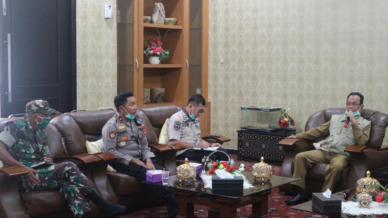 Pemkot Mataram Gerak Cepat Antisipasi Penyebaran Covid-19 di Kota Mataram
