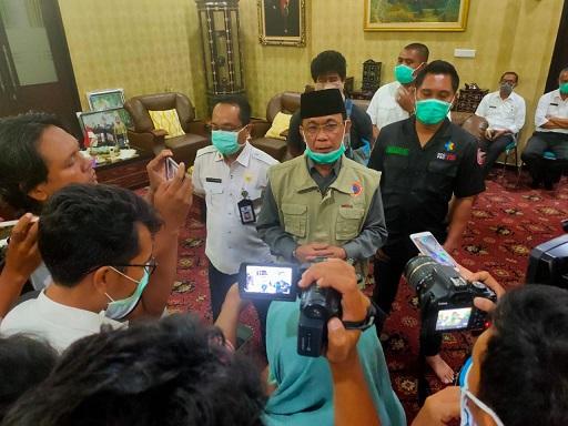 Walikota Konfirmasi Kasus Positif Covid-19 di Kota Mataram