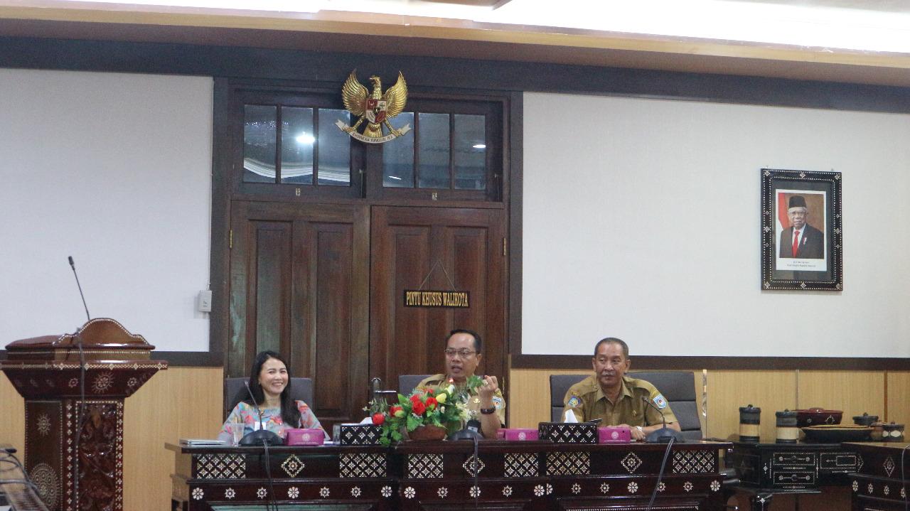 Evaluasi LPPD tahun 2018 dan penyusunan LPPD tahun 2019 Pemkot Mataram