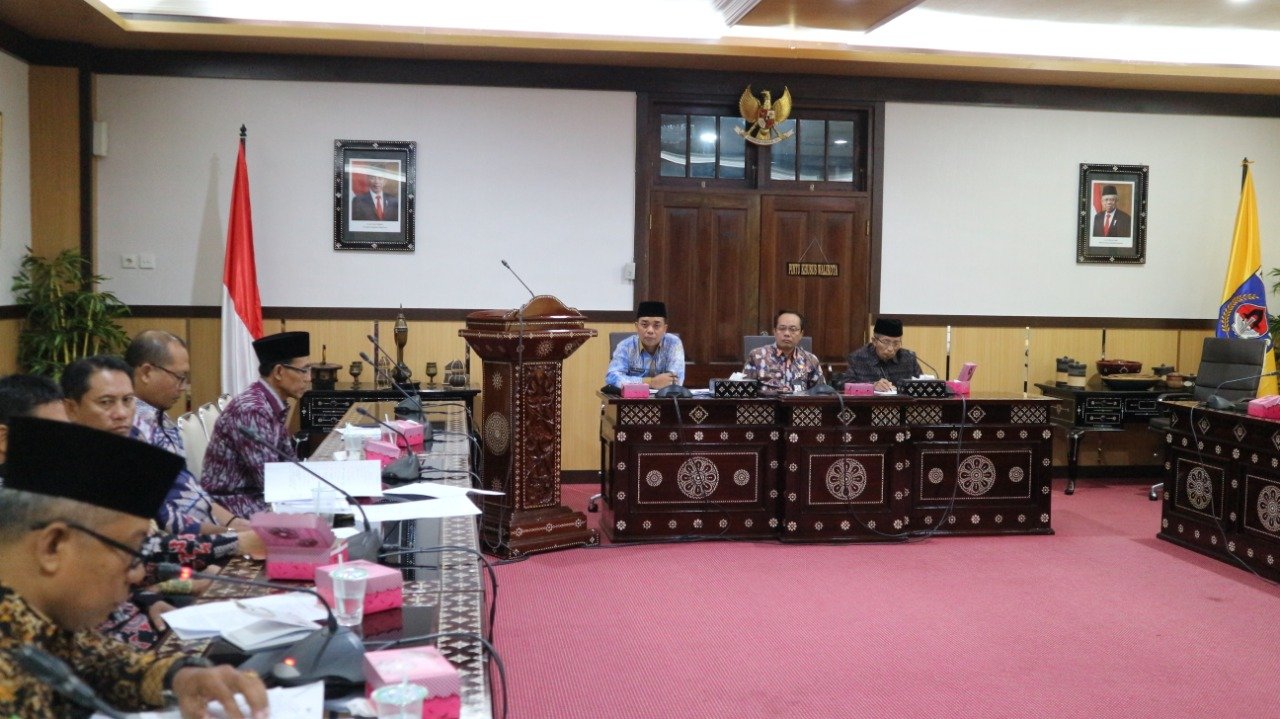 Konsolidasi LPTQ Kota Mataram