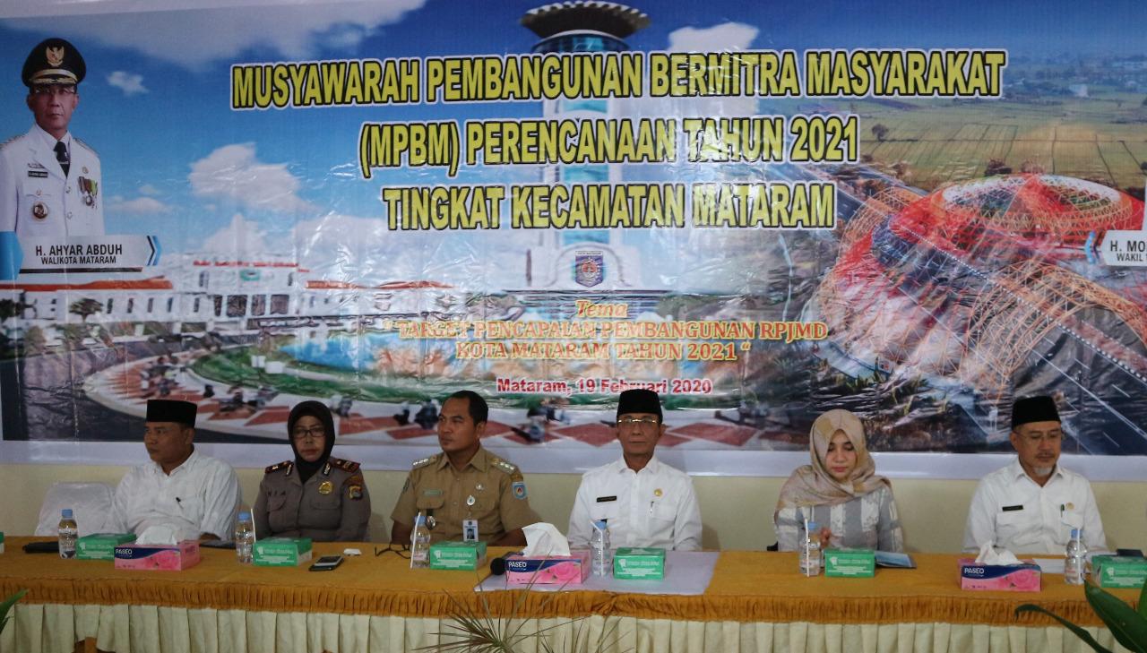 MPBM Kecamatan Mataram