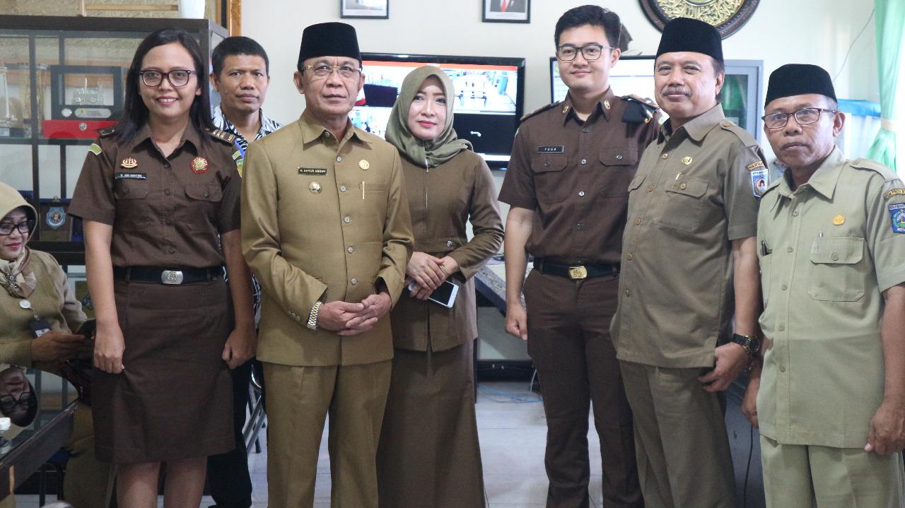 Sidak Seleksi CPNS Kota Mataram Tahun 2020