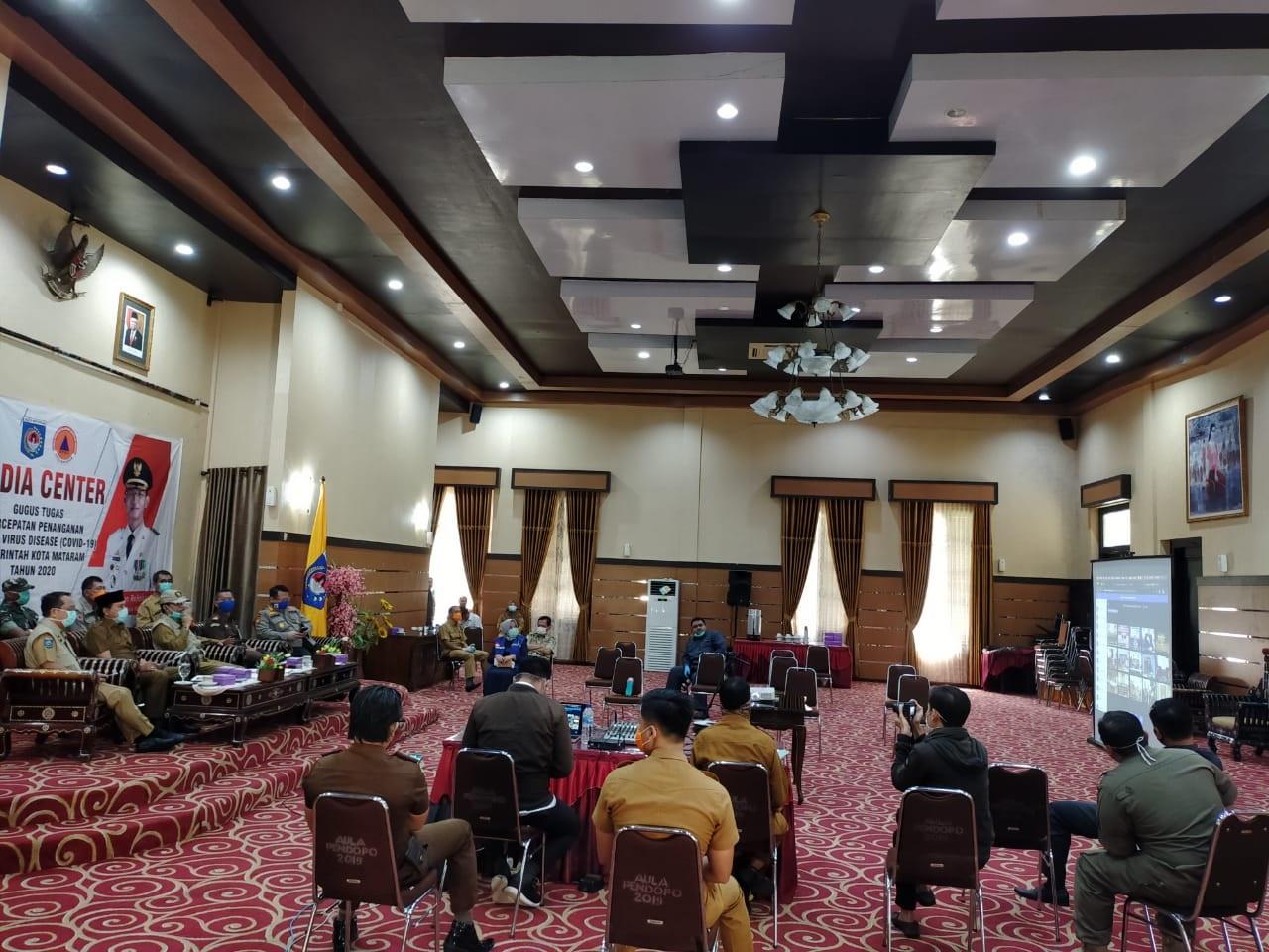 Pemerintah Kota Mataram Menyiapkan Tempat Nyaman Untuk Tenaga Kesehatan