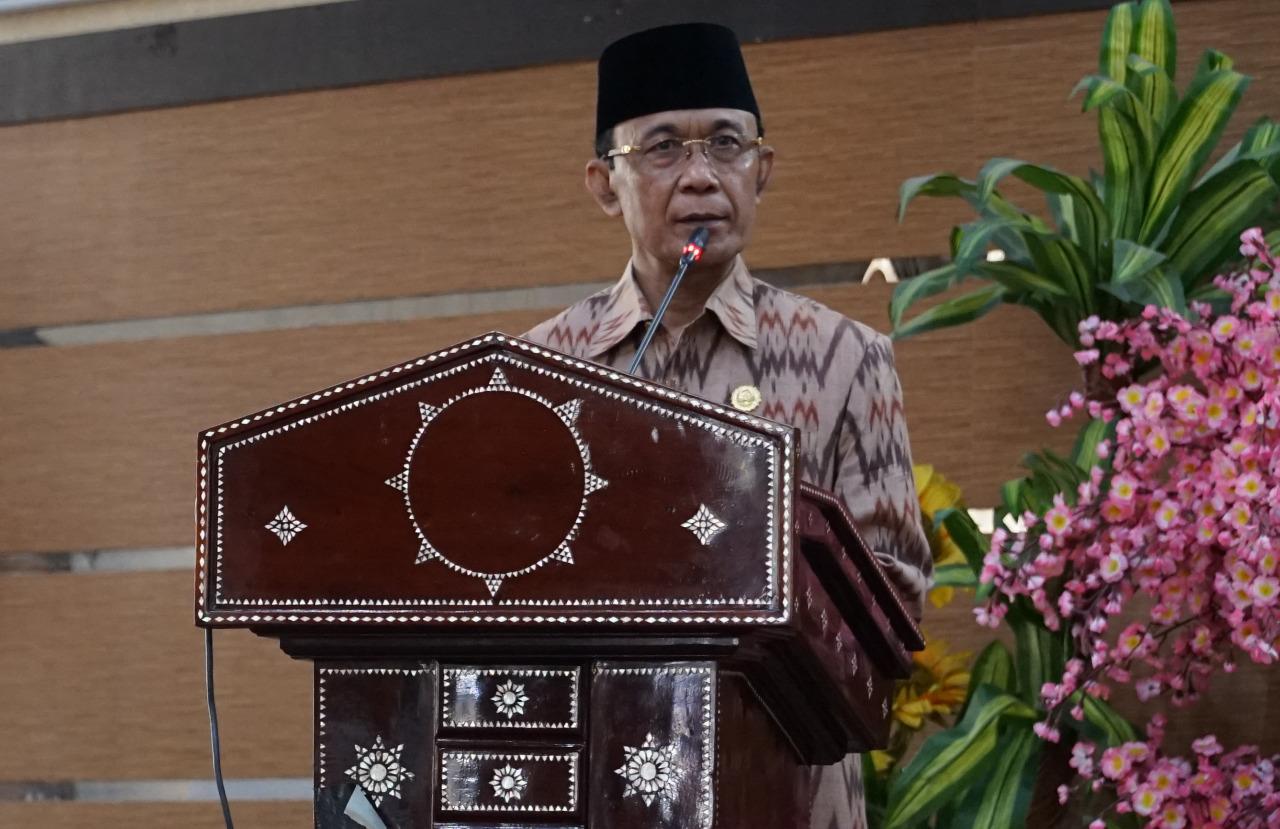 Pemerintah Kota Mataram Peringati Maulid Nabi Muhammad SAW