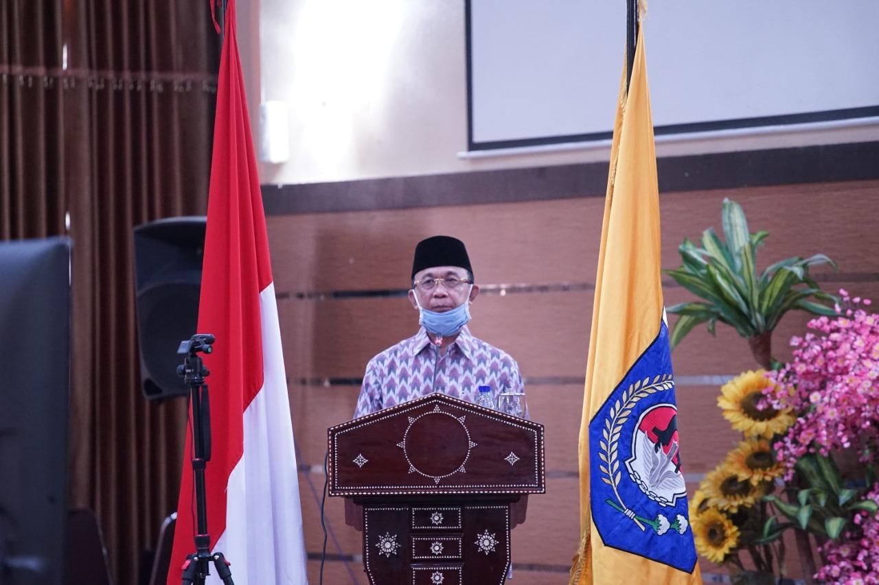 Pidato Jawaban Walikota Mataram Terhadap Pertanyaan dan Pokok Pikiran Fraksi-Fraksi  DPRD Kota Mataram
