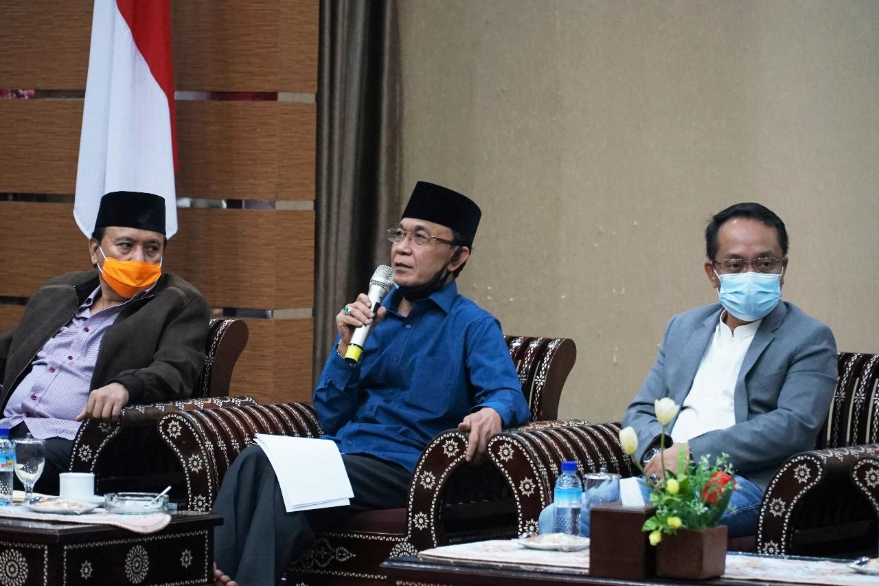 Wali Kota Pimpin Rapat Koordinasi Kepala OPD Kota Mataram