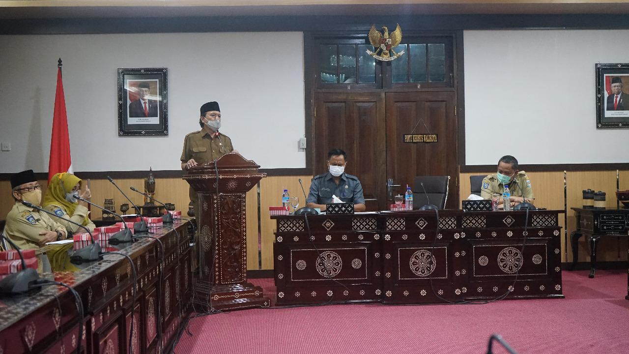 Sekda Kota Mataram Canangkan Tanda Tangan Digital