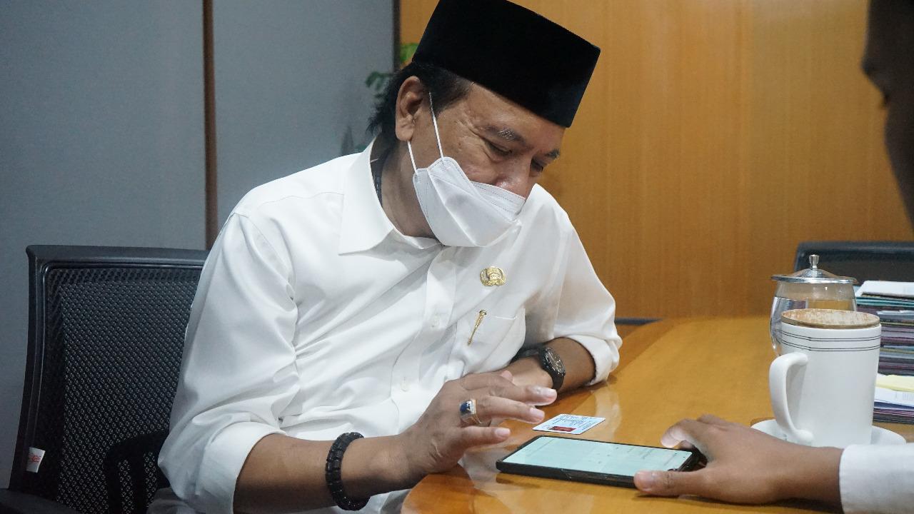 Pemerintah Kota Mataram Mulai Berlakukan Tanda Tangan Digital